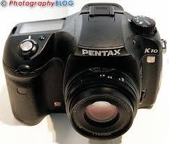 pentax d 10