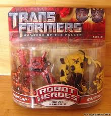 transformers universe robot heroes