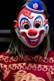 it clown masks
