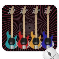 bass guitar graphics