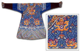 chinese dragon robe