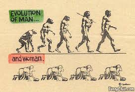 evolution of man pictures