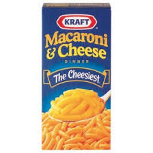 mac and cheese kraft