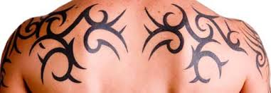 modern tribal tattoo
