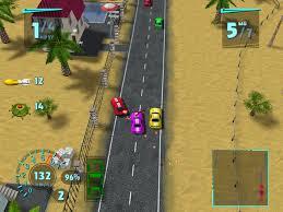 arcade race games