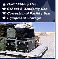 military trunks
