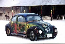 old volkswagen bug