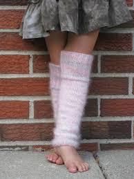 girl leg warmer