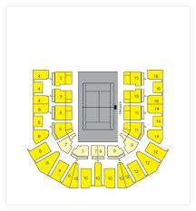 echo arena floor plan