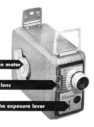brownie movie camera