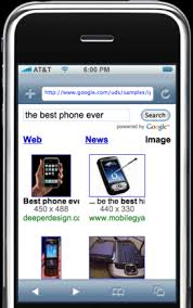 iphone search