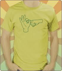 sign language tshirt