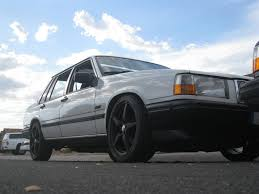 1991 volvo 740 turbo