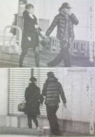 高岡蒼甫 手繋ぎデート 画像