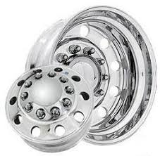 dually truck rims