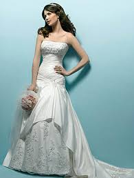bridal gowns with long trains