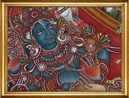 kerala paintings