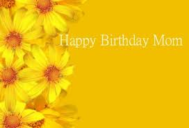 birthday card for moms