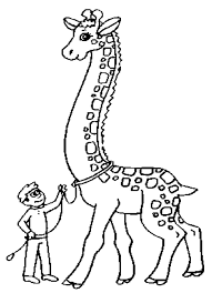 giraffe worksheets