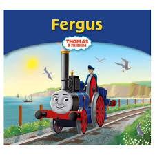 fergus thomas