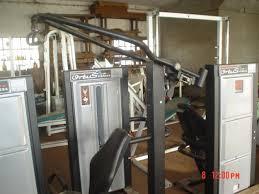 maquinas de ginasio