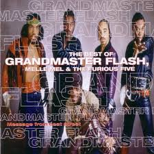 Grandmaster Flash - Step Off (feat. Melle Mel & The Furious Five) (megamix)