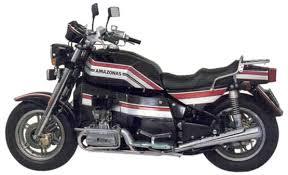 amazonas motos