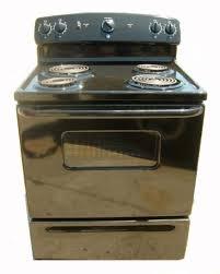 black stoves