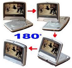 dvd portatil coby