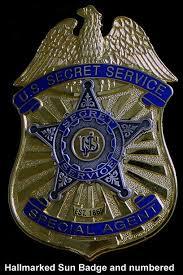 secret agent badges