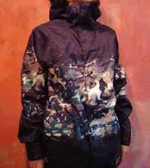 burton andy warhol jacket
