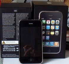 iphone 3g 8go noir