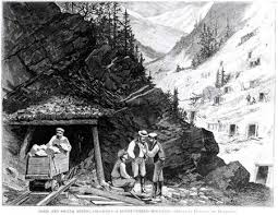 gold and silver mining