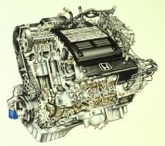 1989 honda accord engine