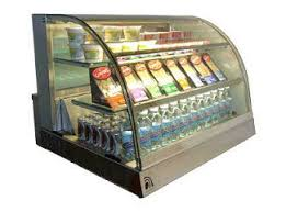 refrigerated display counters