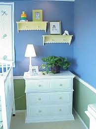 how to decorate a baby room