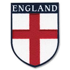 england patch