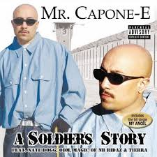 Mr. Capone-E - My Turn 2 Represent