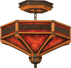 art deco ceiling lighting