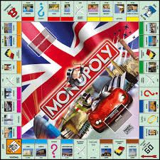 monopoly world edition board