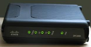 cable modem cisco