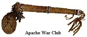 apache indians weapons