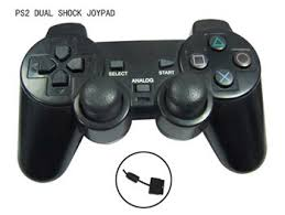 playstation 2 game controllers