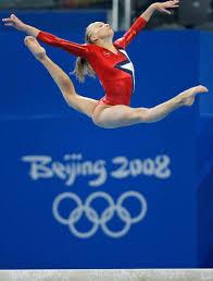 gymnast foot