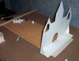 castle cut out