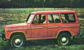 aro jeep