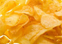 lays baked potato chips