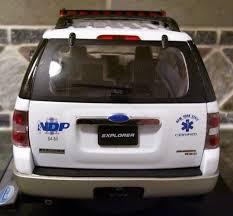 diecast police cars