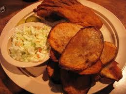 fried carp