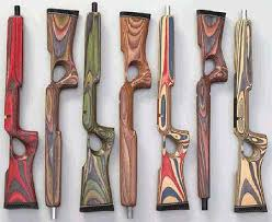 laminated gun stocks